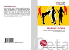 Capa do livro de Sandrine François