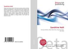 Capa do livro de Sandrine Holt