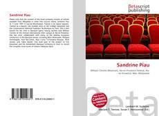 Sandrine Piau kitap kapağı