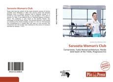 Copertina di Sarasota Woman's Club