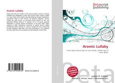 Bookcover of Arsenic Lullaby