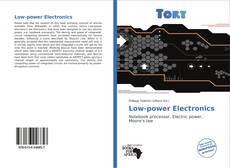 Bookcover of Low-power Electronics