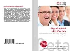 Buchcover von Organizational Identification