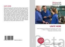 Bookcover of UNITE HERE