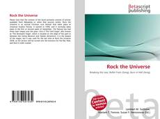 Bookcover of Rock the Universe