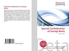 Bookcover of Spanish Confederation of Savings Banks