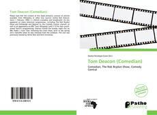 Buchcover von Tom Deacon (Comedian)