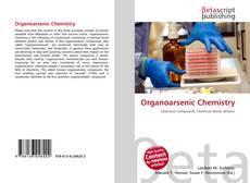 Bookcover of Organoarsenic Chemistry