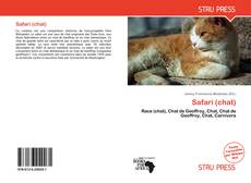 Capa do livro de Safari (chat)