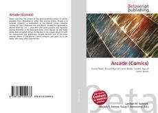Arcade (Comics) kitap kapağı
