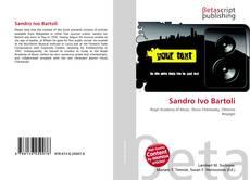 Bookcover of Sandro Ivo Bartoli