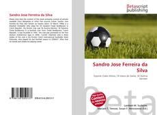 Capa do livro de Sandro Jose Ferreira da Silva