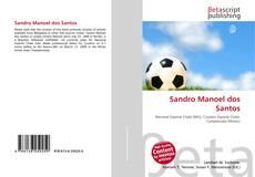 Capa do livro de Sandro Manoel dos Santos