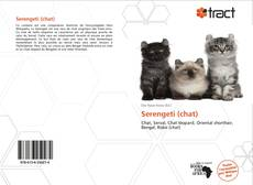 Couverture de Serengeti (chat)