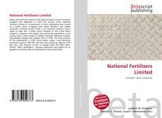 National Fertilisers Limited的封面