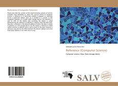 Bookcover of Reference (Computer Science)