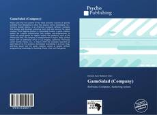 Bookcover of GameSalad (Company)