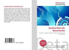 Capa do livro de Sandro Rosa do Nascimento