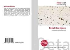 Buchcover von Rebel Rodriguez