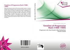 Capa do livro de Timeline of Progressive Rock (1980–1989)
