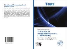 Capa do livro de Timeline of Progressive Rock (1990–1999)