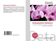 Bookcover of Bulbophyllum Mediocre
