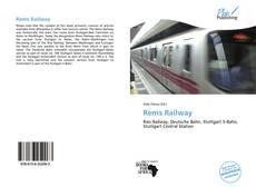 Copertina di Rems Railway