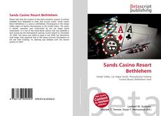 Capa do livro de Sands Casino Resort Bethlehem