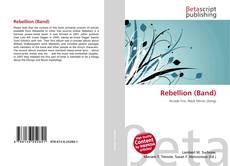 Обложка Rebellion (Band)