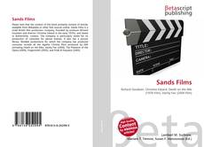 Bookcover of Sands Films