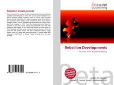 Обложка Rebellion Developments