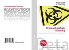 Buchcover von Organophosphate Poisoning