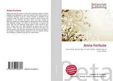 Portada del libro de Anna Fortune