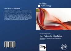 Bookcover of Gas Networks Simulation
