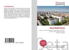 Bookcover of Ural Rakhimov
