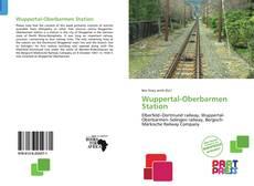 Обложка Wuppertal-Oberbarmen Station