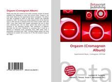 Portada del libro de Orgasm (Cromagnon Album)