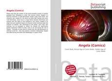 Capa do livro de Angela (Comics)