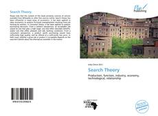 Bookcover of Search Theory