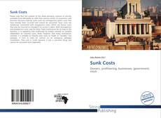 Bookcover of Sunk Costs