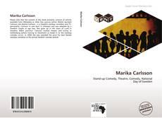 Marika Carlsson的封面