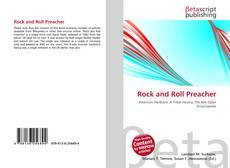Capa do livro de Rock and Roll Preacher