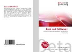 Capa do livro de Rock and Roll Music