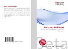 Capa do livro de Rock and Roll Heart