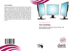 Copertina di Jon Gadsby