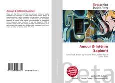 Обложка Amour & Intérim (Lapinot)