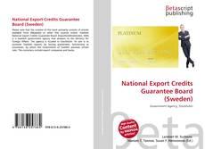 Bookcover of National Export Credits Guarantee Board (Sweden)