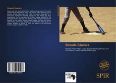 Capa do livro de Rómulo Sánchez