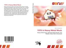 Bookcover of 1976 in Heavy Metal Music
