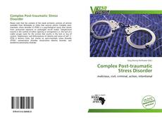 Обложка Complex Post-traumatic Stress Disorder